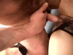 Jealous mom seduces his son part 2of2