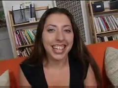 Casting amateur teen big tits