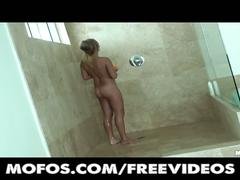 Kennedy leigh fucked in ass fresh out the shower