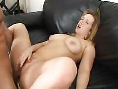 Amateur casting blonde