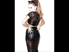 Ariana grande - jerk off challenge