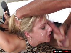 Brutalclips - blind slut knows shes in for a kinky fuck