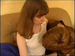 Russian mom and girl 004