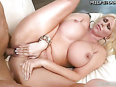 Blong milf karen fisher fucks off