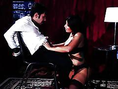 milf, big tits, rimjob, blowjob, brunette, pov, black lingerie, devils film, fame digital, romi rain