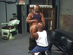 ebony gay, gay blowjob, muscled body, bbc, ebony clubz, dees, platinum