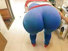 Best-ass-ever is back again! nominated for best 2015 ass! epic girl!