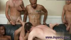 interracial, twink, bukkake, gay, group