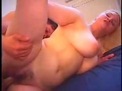 Amateur bbw with big tits fucked ( mature mom mother milf boobs cumshot blowjob )
