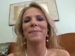 Mommy fucks best ( amateur mature mom mother milf blonde granny olderwoman youngerman oldandyoung )