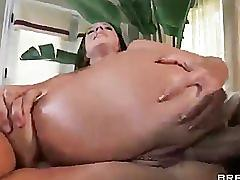 Post workout pounding jada stevens, keiran lee