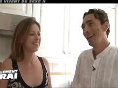 Couple francais avec 9 cams voyeurs 24 h chez eux