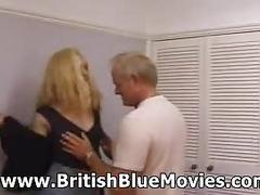 Jaime woods - british pornstar anal action!