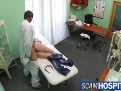 Sexy patient watermark