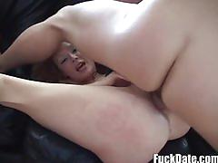 anal, hardcore, blowjob, fuckdate.com, piledriver, doggystyle, facial, redhead, gagging, swallow, cumshot, big cock, ass fucking, asshole, deepthroat, big tits, face
