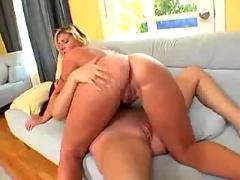 Hot lesbian fun