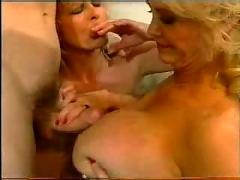 Son mom & aunt - karin schubert & lotta topp by snahbrandy