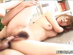 Tender japanese chicks enjoy being screwed long and hard