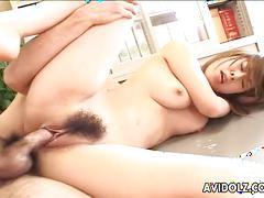 Tender japanese chicks enjoy being screwed long and hard