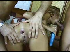 Sabrina rose double penetration