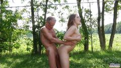 babe, blowjob, old and young,