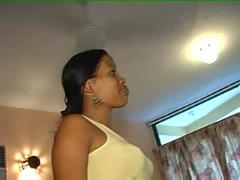 Real amatuer dominican first time on video part1