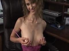 Little daughter anal fuck