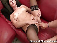 She loves being fist fucked deep and hard