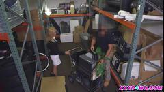 Milf holly gets plowed in a pawn shop