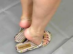 Rasteirinha flip flops