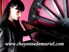 Die sklaven-multi-box, the slave box lady cheyenne de muriel