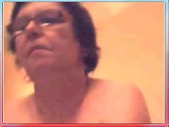 Mature homemade webcam