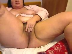 Spanish bbw plays for cam