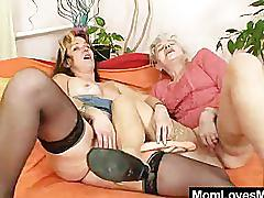 mature, amateur, momlovesmom.com, lesbians, girl on girl, hairy, stockings, granny, grandma, old, elder, dildo, masturbation, spreading, bushy, czech