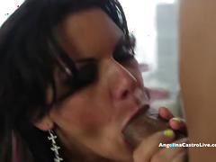 Getting me some spanish dick!! angelina castro!!