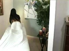 Sensual lesbian massage...f70