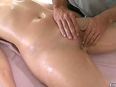 Rubbing hot brooke down p6