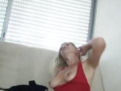 Hot milf and her younger lover 122