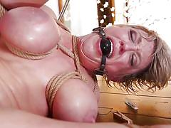 milf, anal, bdsm, big tits, whipping, butt plug, rope bondage, families tied, kink, seth gamble, dolly leigh, dee williams