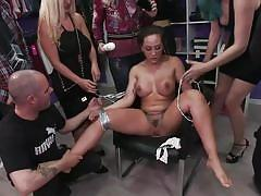 Publicly humilated and fucked