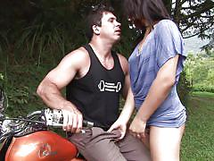 small tits, prostitute, blowjob, undressing, nature, outdoors, hard cock, brunette shemale, tranny milf, motorbike, barbara goulart, paulo marks, tranny hookers, pimproll