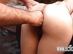 Hardcore anal fisting and xxl insertions amateur latina