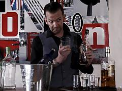 Lily lane intends to seduce the handsome bartender