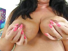 Huge tits for a real man