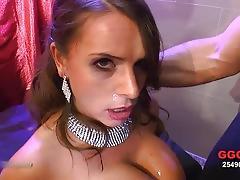 German goo girls - fuck my mom's big boobs and butt