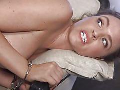 Busty milf gets her ass fucked hard