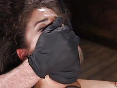 Victoria's first breath play experience was not so pleasant