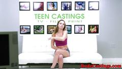 casting, rough, teen, missionary, tattoo