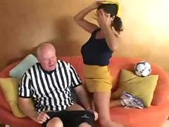 Persia decarlo milf fucks older guy