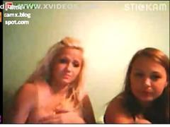 Cute teens on cam